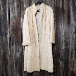 Jackets & Blazers - Anthony Holmgren Furries vintage mink long coat